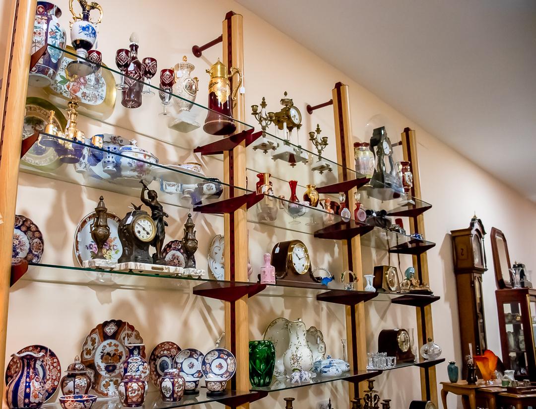 tienda de antigüedades y decoración en Sevilla